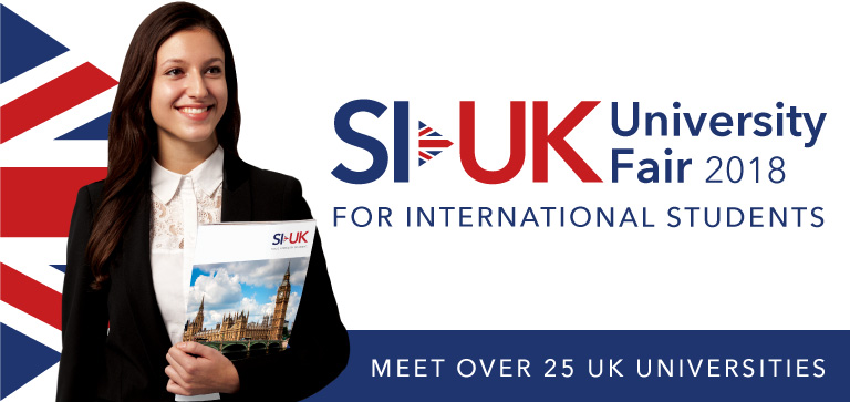 SI-UK University Fair Lagos 2018