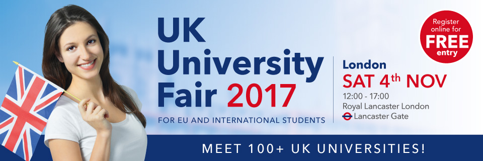 UK University Fair in London