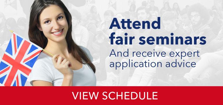 SI-UK Seminar Schedule