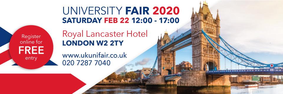 University Fair London