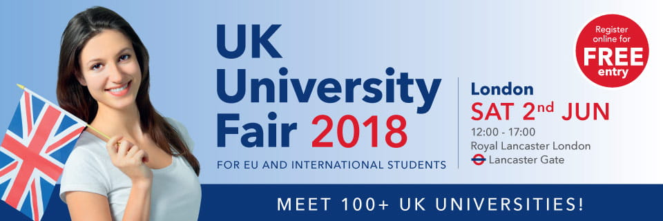 UK University Fair Preparation