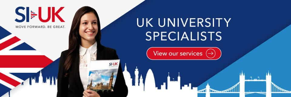 SI-UK University Application Service