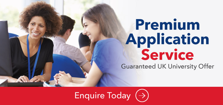 Guaranteed UK University Offer