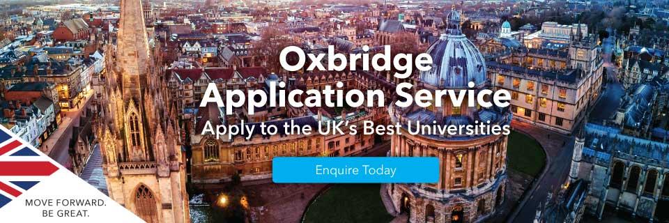 Oxbridge University Application