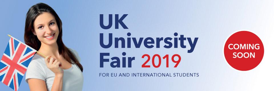 SI-UK University Fair Bangkok 2019
