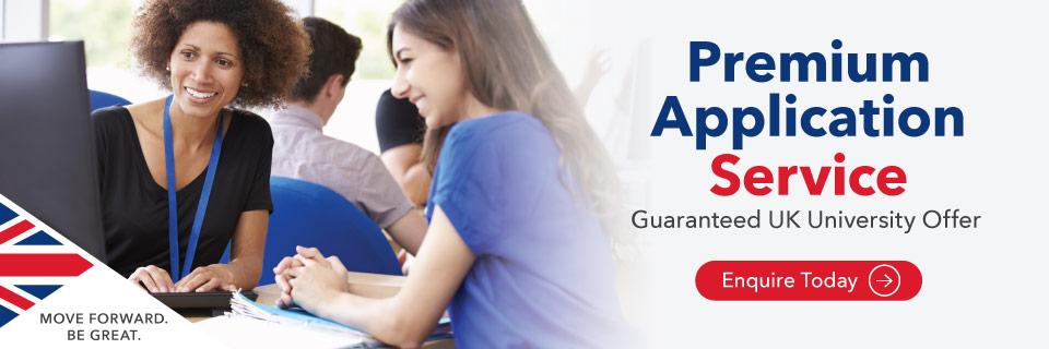 Guaranteed UK University Offer