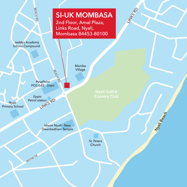 SI-UK Mombasa Office on tanzania road map, brazil road map, paris road map, pakistan road map, london road map, manzini road map, mozambique road map, morocco road map, africa road map, beijing road map, malaysia road map, malta road map, namibia road map, alexandria road map, miami road map, toronto road map, ghana road map, nigeria road map, colombo road map, goa road map,
