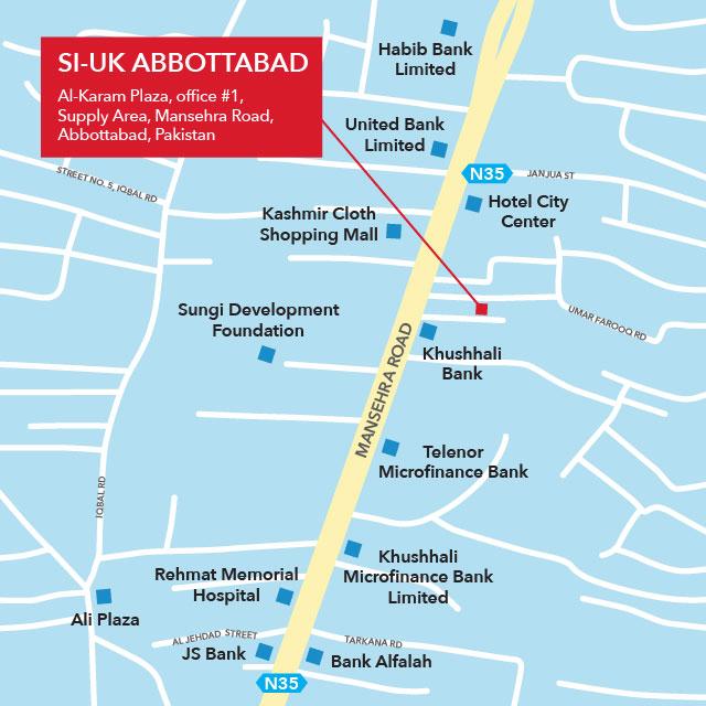 SI-UK Abbottabad