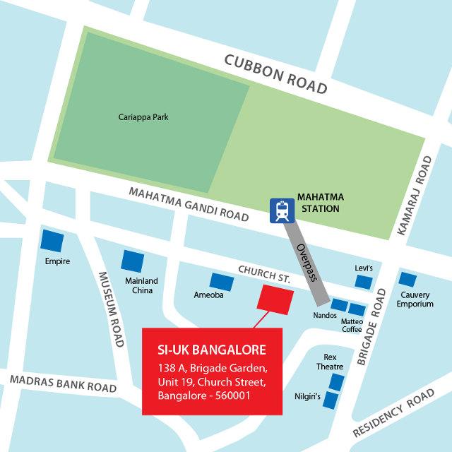 SI-UK Bangalore