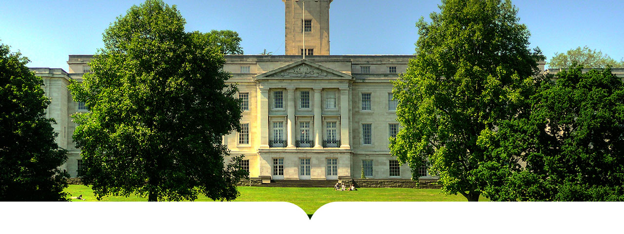 University of Nottingham ELC