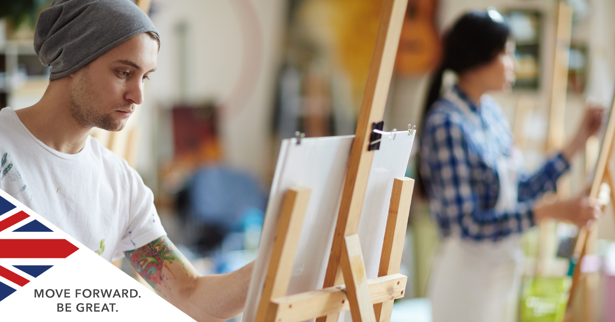 Art and Design Portfolio Day