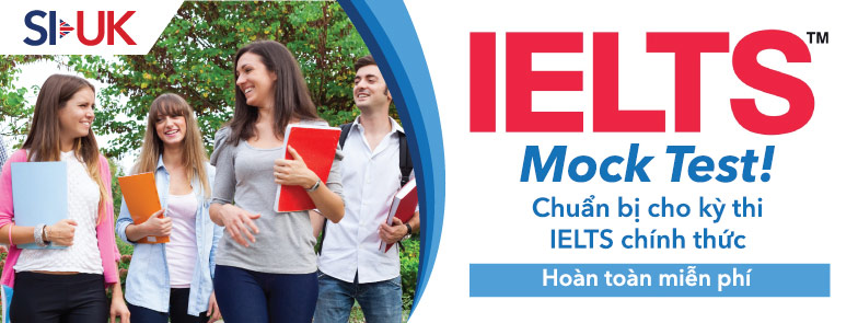 IELTS in Vietnam