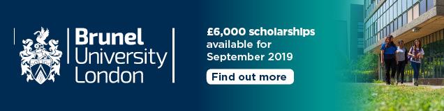 Brunel Scholarships