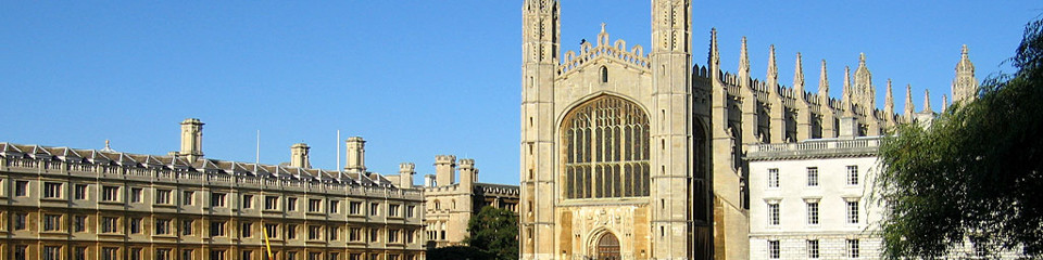 Applying to postgraduate courses at Oxbridge universities