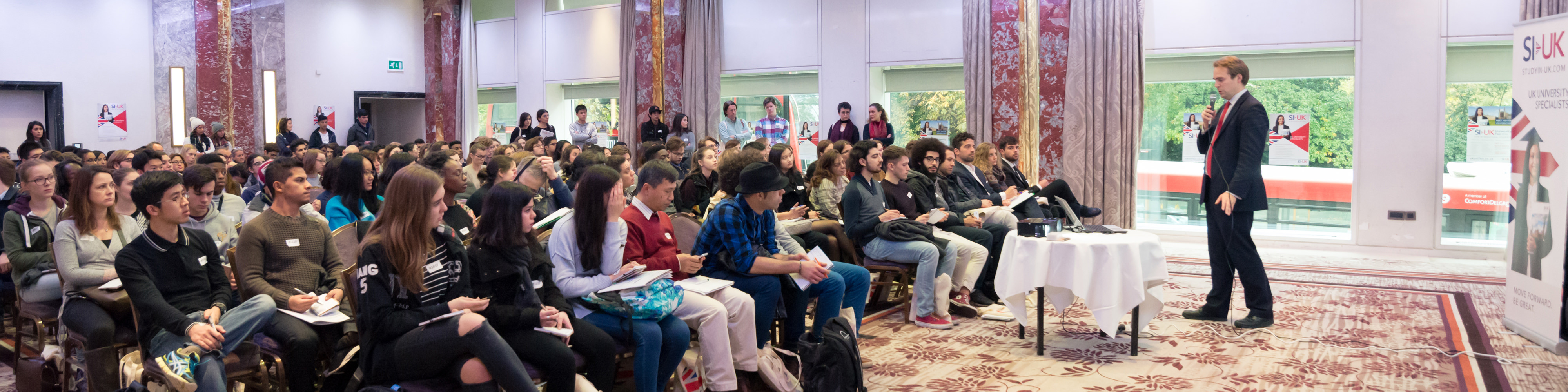 UK University Fair Seminars | UK University Fair London, February 2019