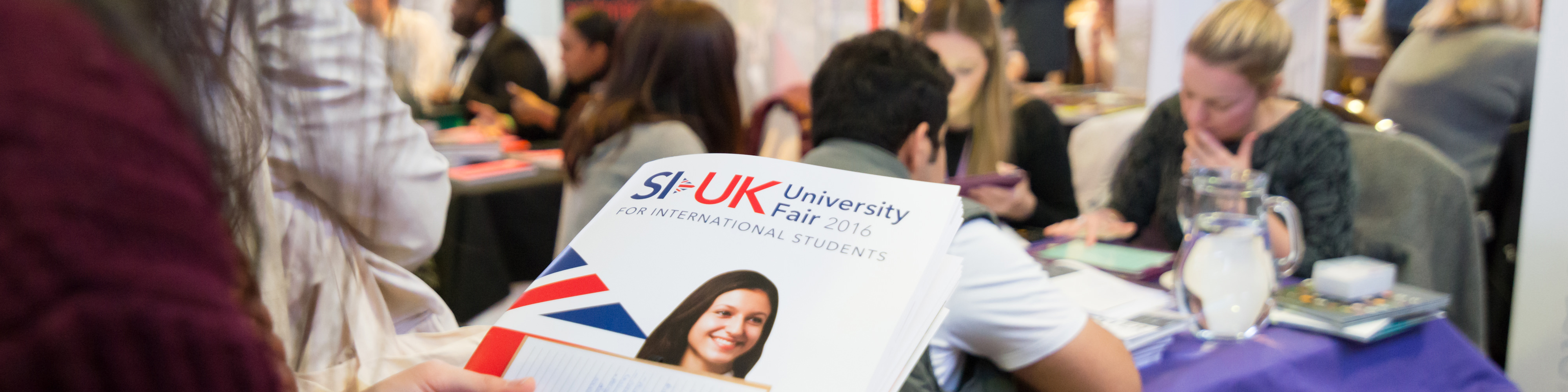 UK University Fair London Registration | UK University Fair, November 2017