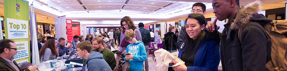 Registration open for November UK University Fair
