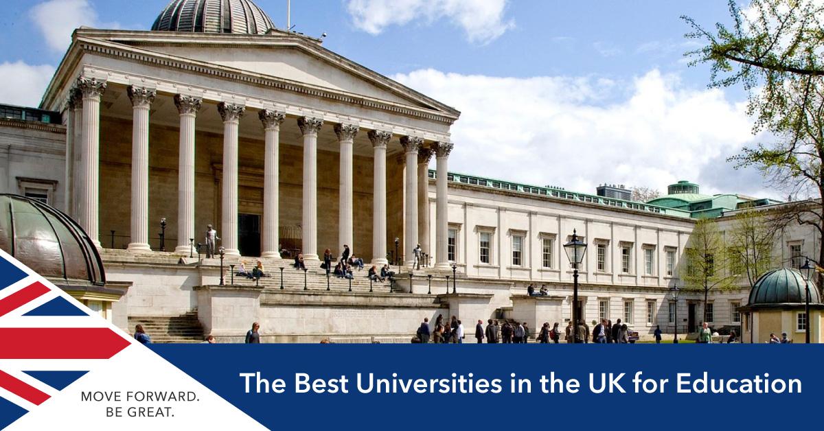 Best Universities UK Education