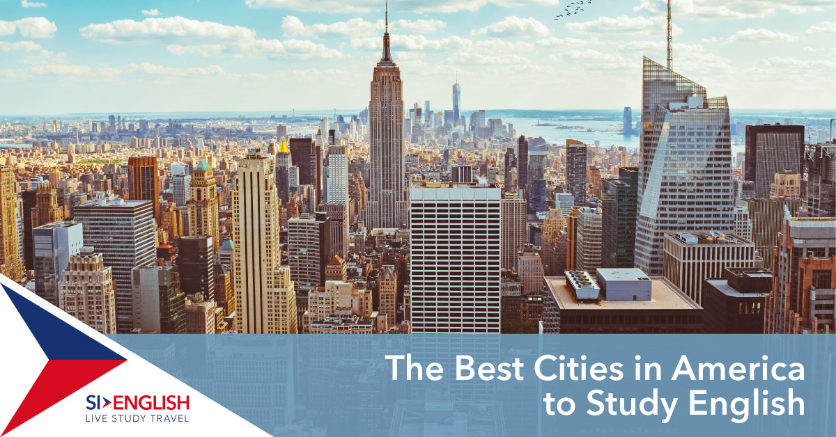 Study English USA New York
