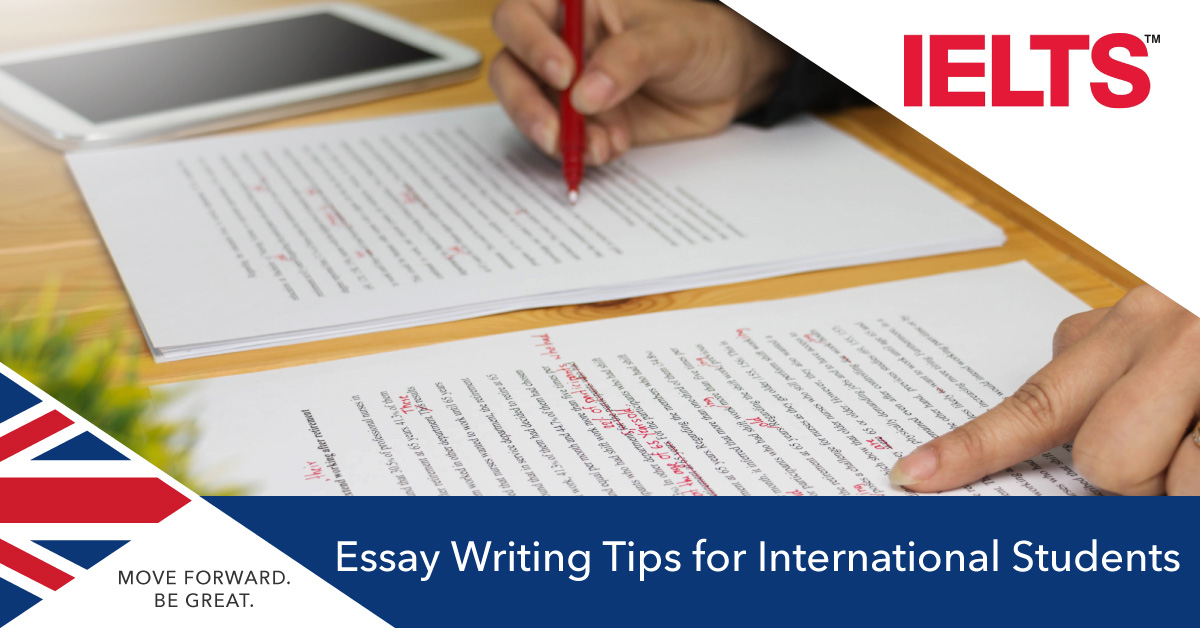 Essay Tips for International Students