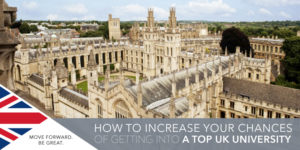 Applying to top UK universities