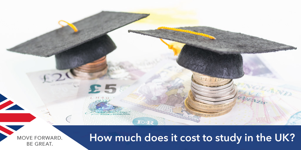 Cost of Studying in the UK