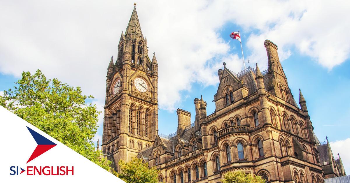 Study English UK Manchester