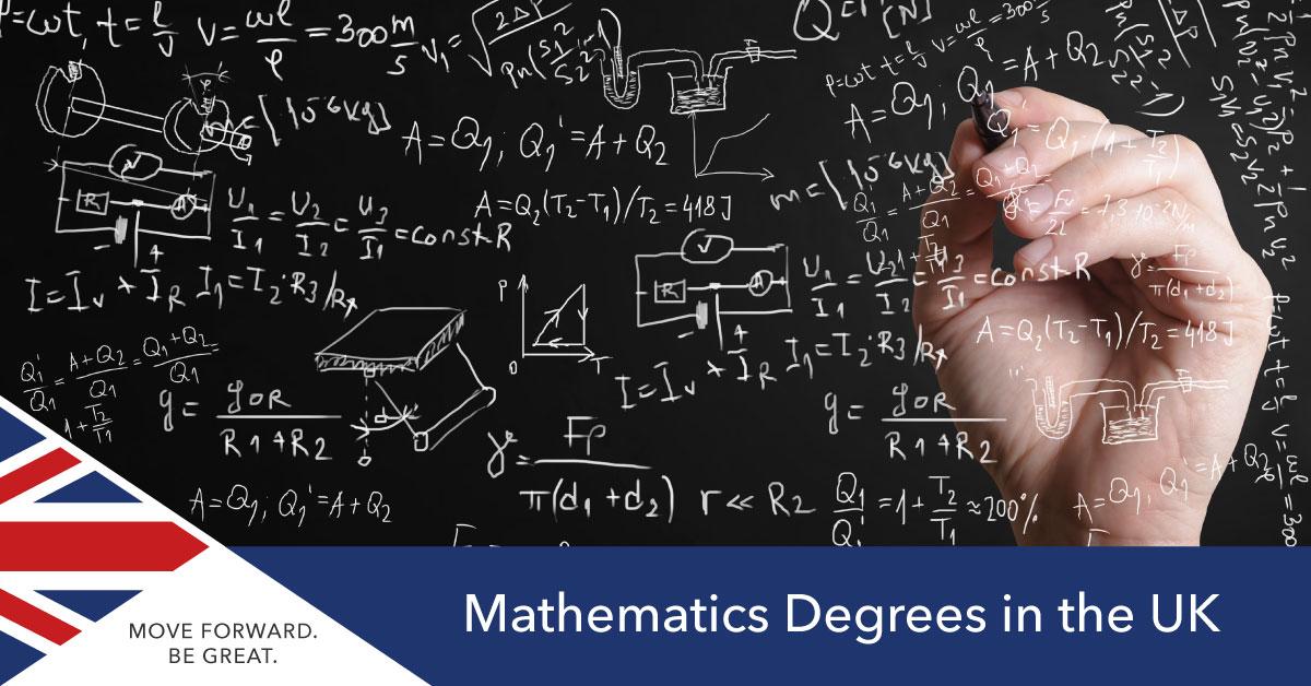 Maths Degree UK