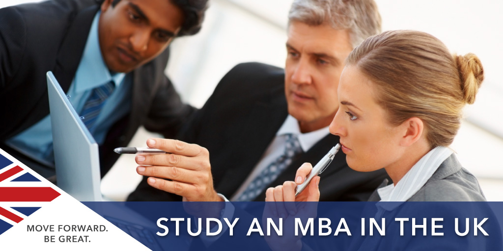 MBA study in the UK
