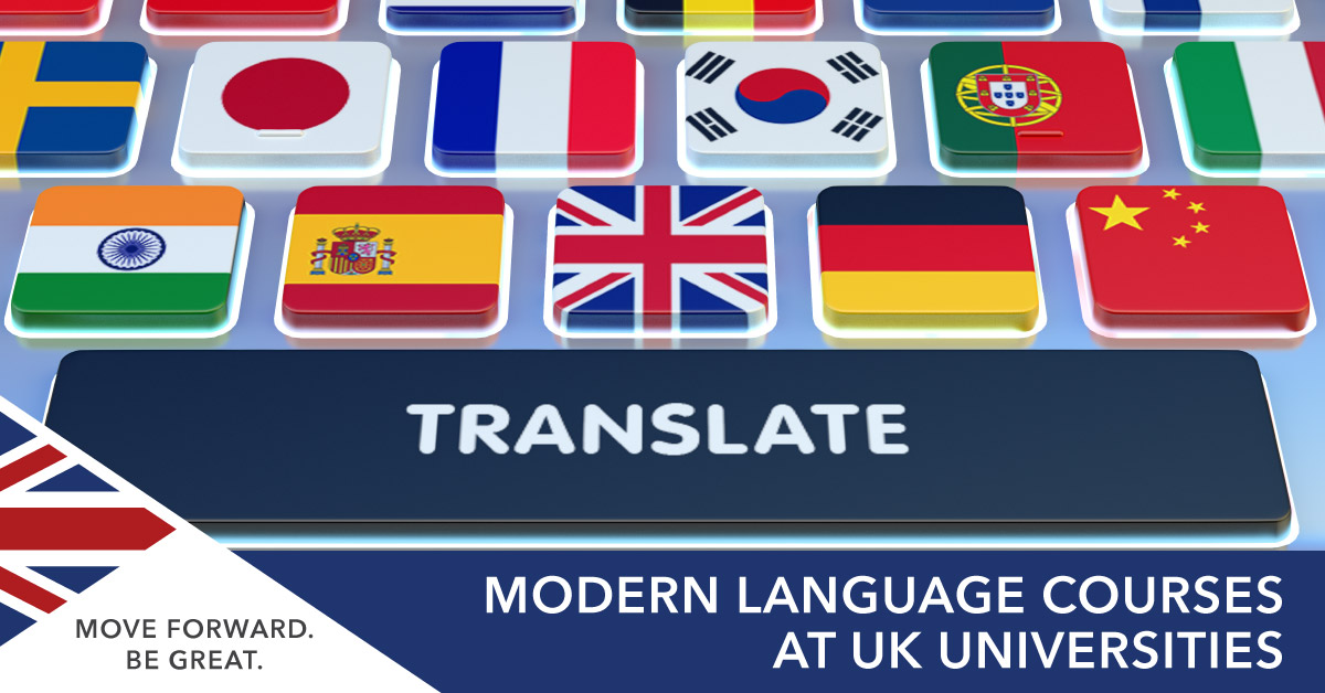 Modern Language Courses UK