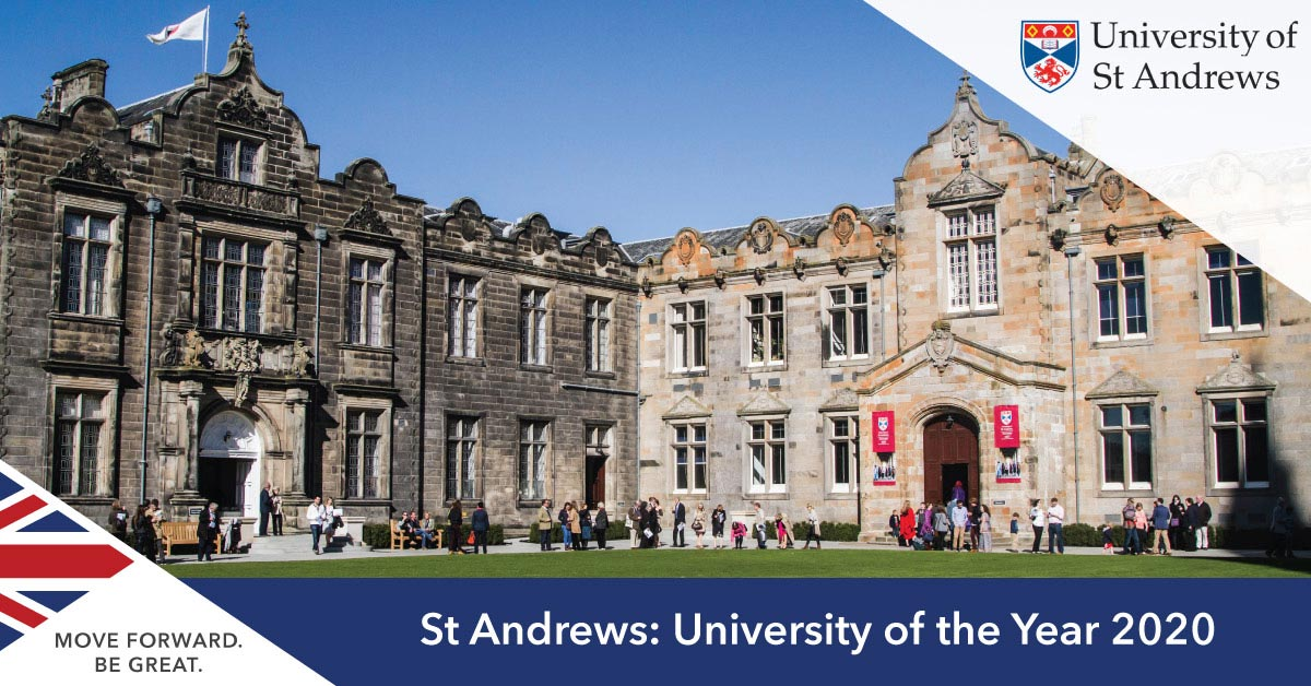 St Andrews Üniversitesi