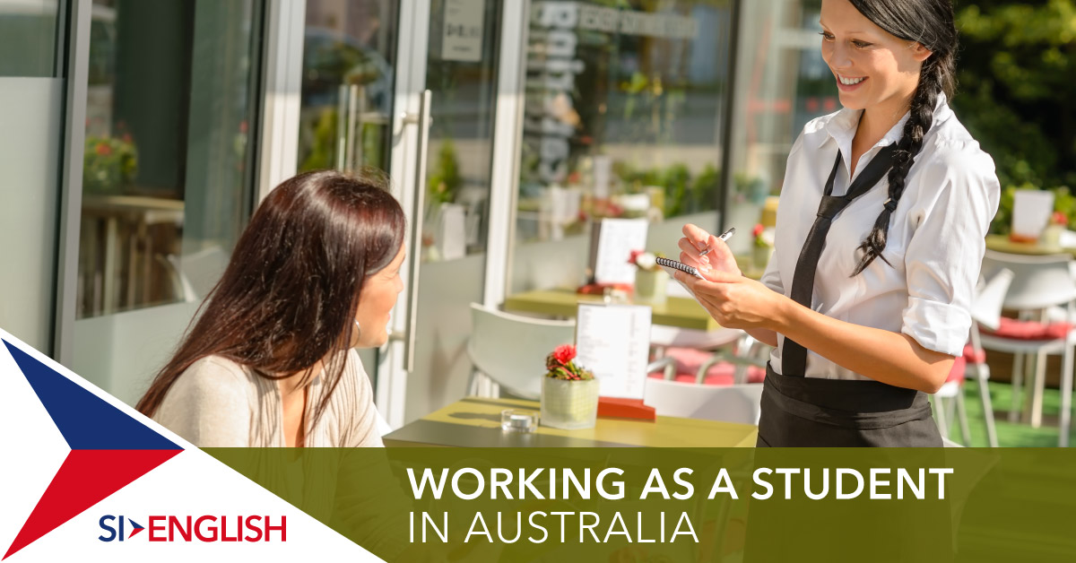 Working as a student in Australia