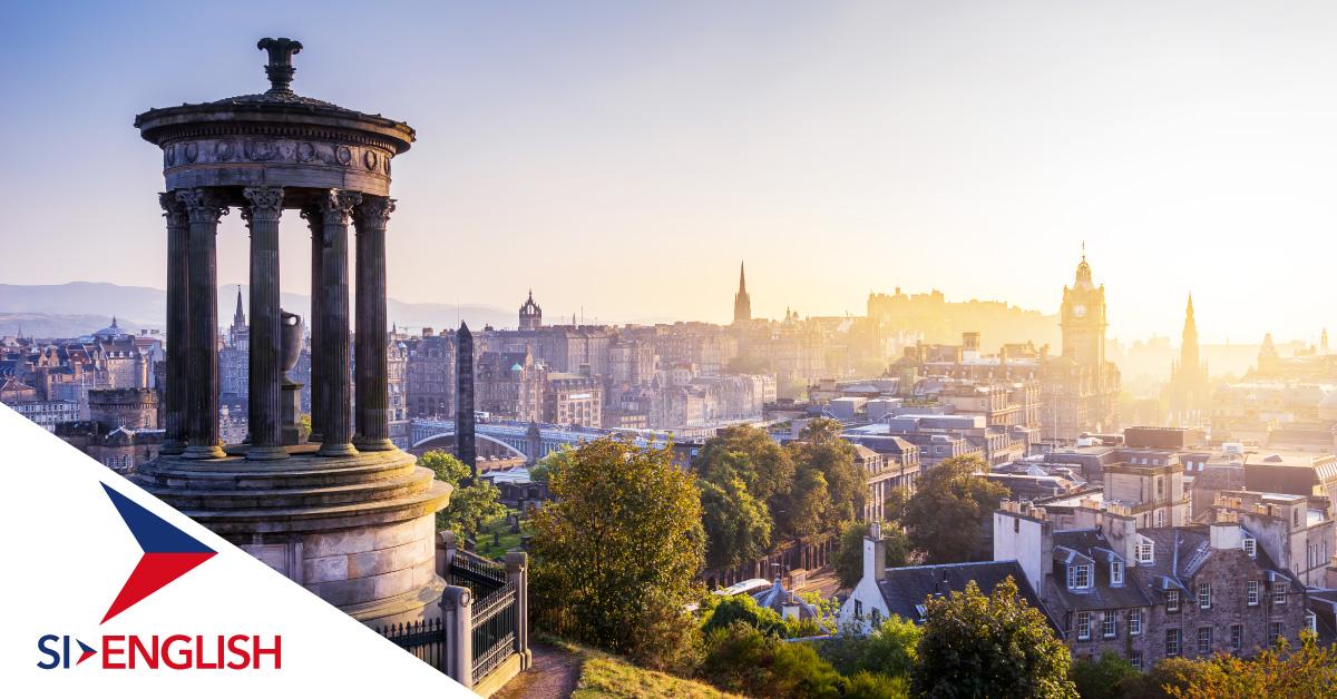 Study English in Edinburgh