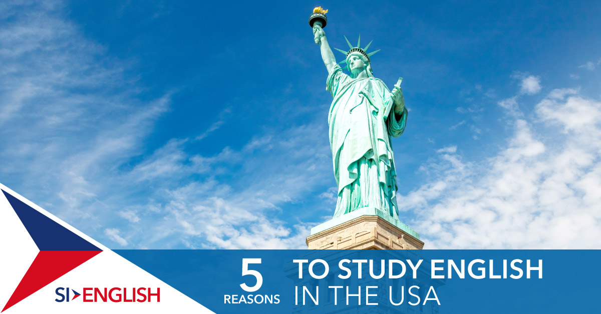 Study English in the USA