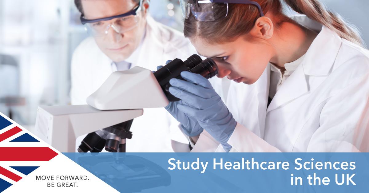 Study Healthcare Sciences