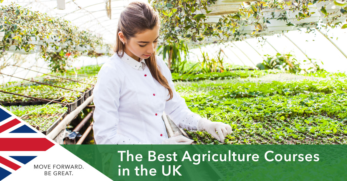 Top 5 Agriculture Courses UK