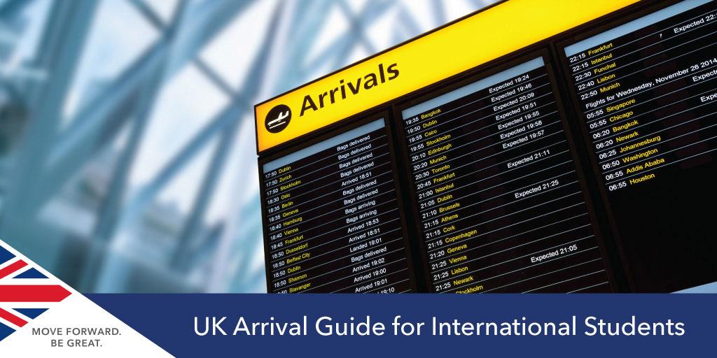 International Student Arrival Help