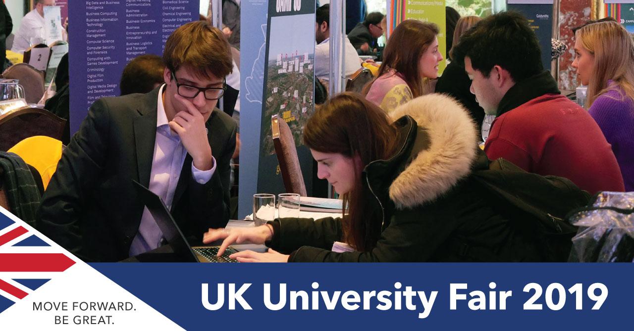 UK University Fair London