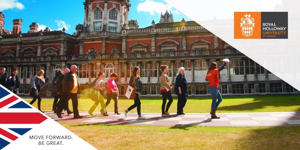 Royal Holloway Indian Students