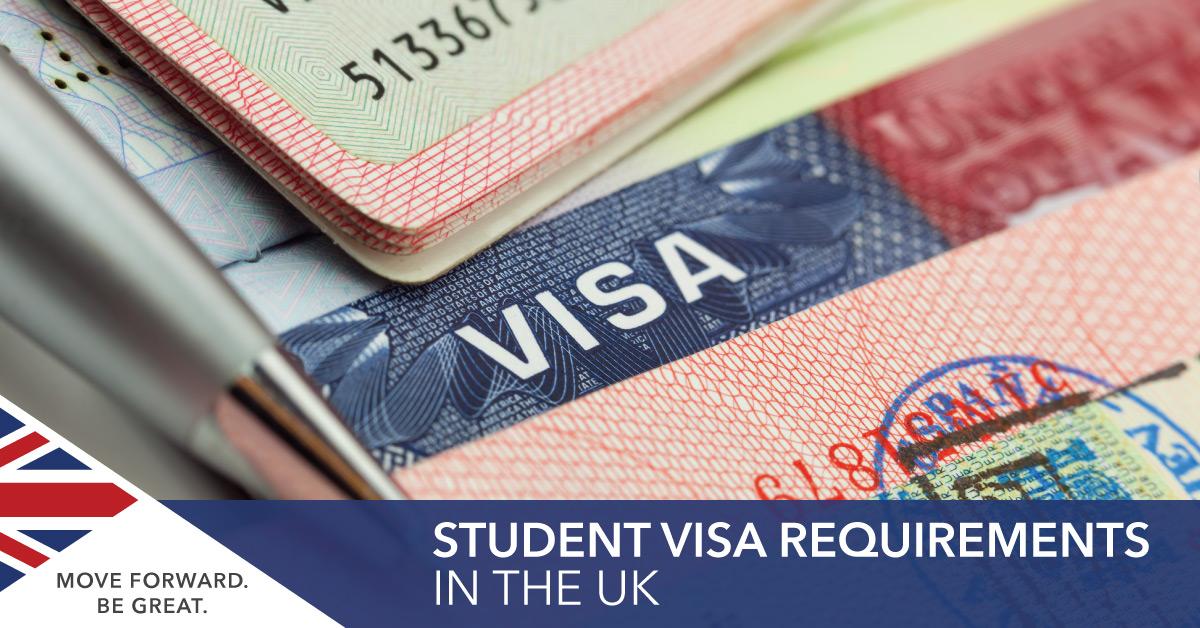 Tier 4 Visa Requirements International