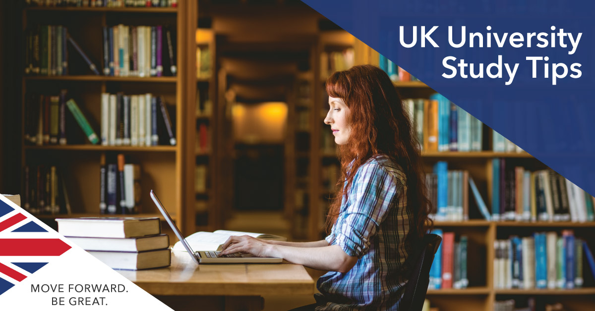 Study Tips Advice UK Universities