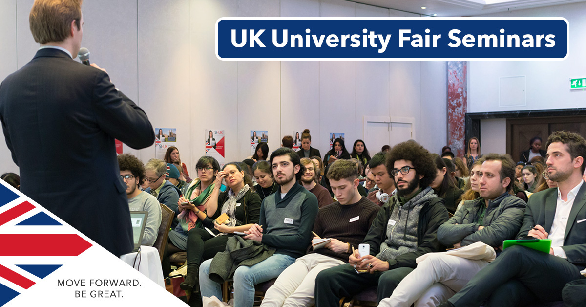 UK University Fair Seminars