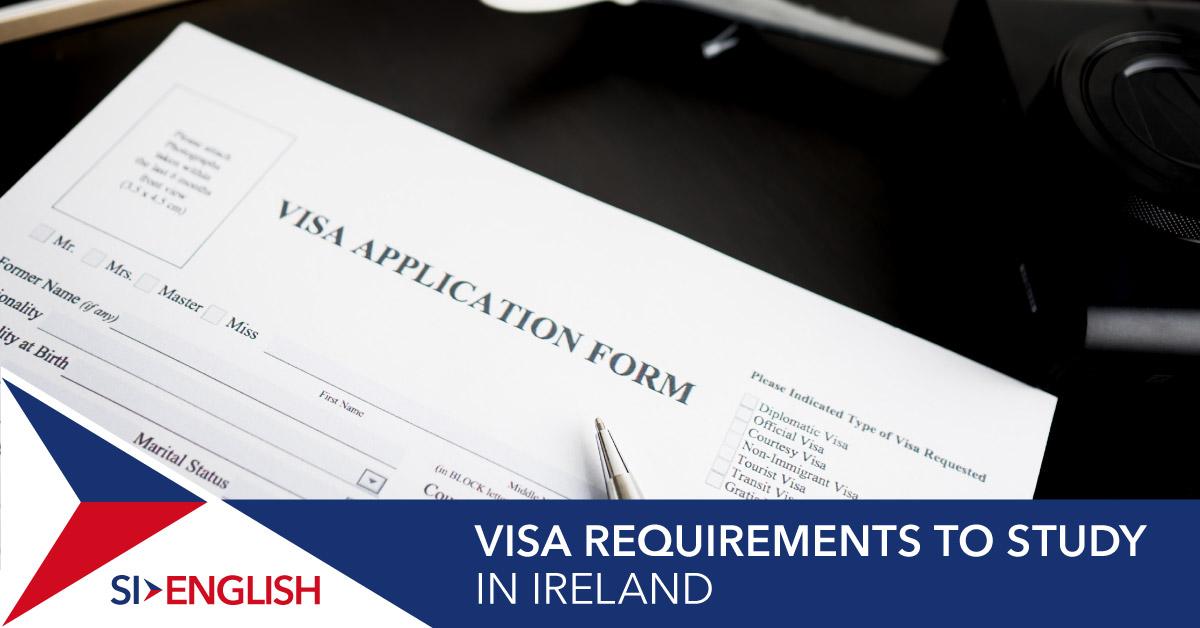 Study Ireland Visa