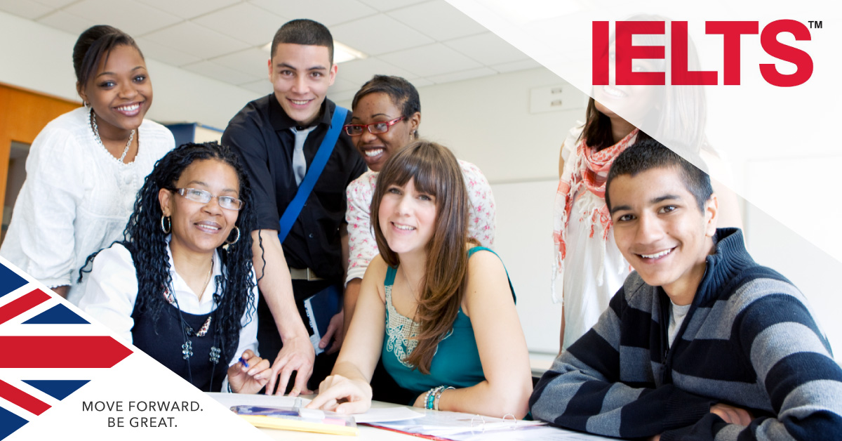 IELTS courses in the UK