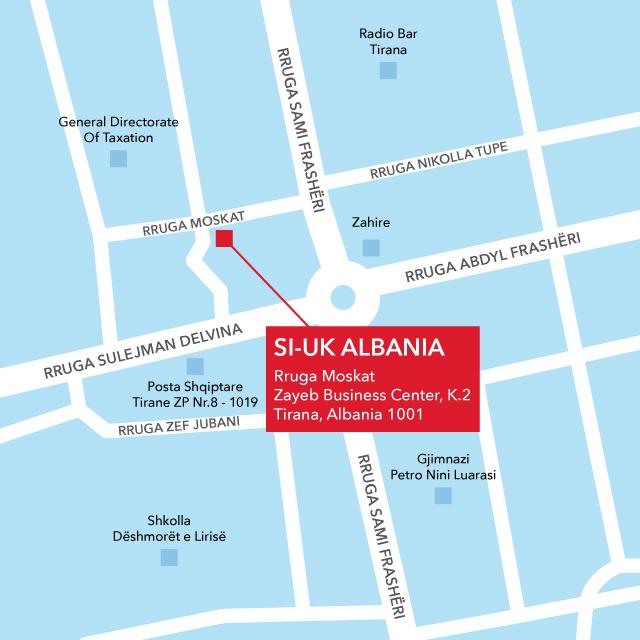SI-UK Tirana