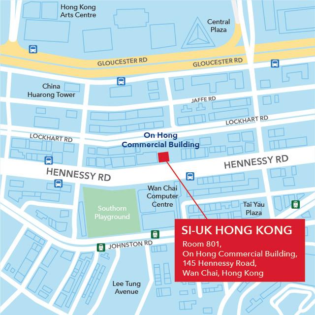 SI-UK Hong Kong
