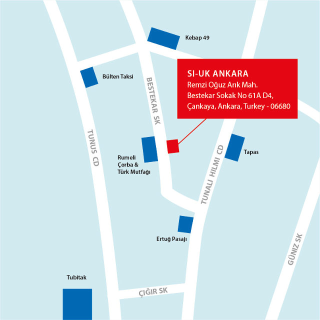 SI-UK Ankara