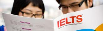Practice IELTS test