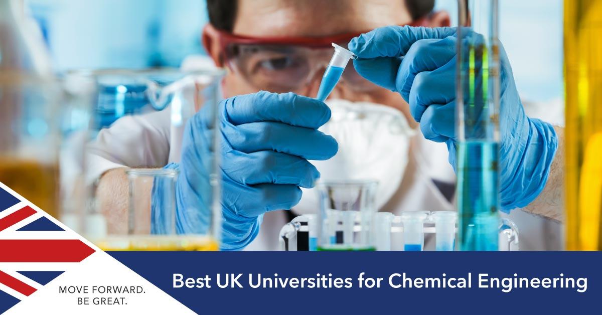 Best Chemical Engineering Universities