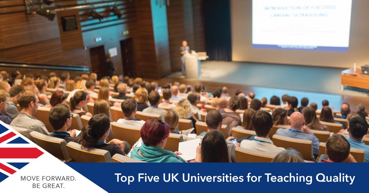 Teaching Quality UK Universities